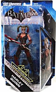 Batman Legacy - Arkham City - Harley Quinn