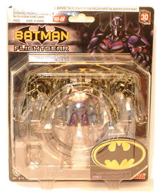 Microman Batman FlightGear