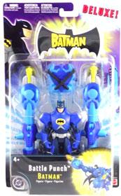 Battle Punch Batman