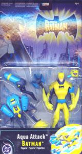Aqua Attack Batman