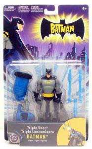 Triple Shot Batman