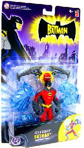 Ice Escape Batman
