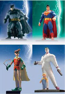 DC DIRECT - Dark Knight Returns - Set of 4