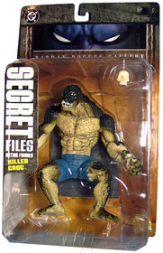 Secret Files: Killer Croc