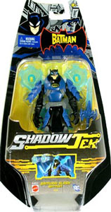 Shadow Tek - Samurai Slash Batman