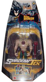 Shadow Tek - Hawkman