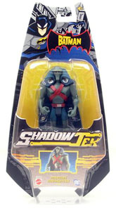 Shadow Tek - Martian Manhunter