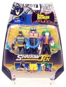 Shadow Tek - Batman Vs Joker 2-Pack