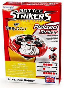 Battle Strikers - Reload Striker - Ninjitsu