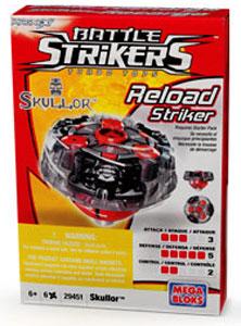 Battle Strikers - Reload Striker - Skullor