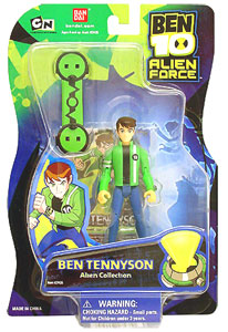 Alien Force - Ben Tennyson