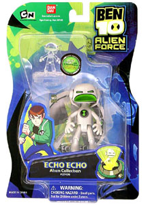 Alien Force - Echo Echo