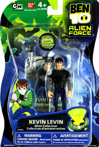 Alien Force - Kevin Levin