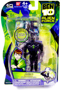 Alien Force - Alien X
