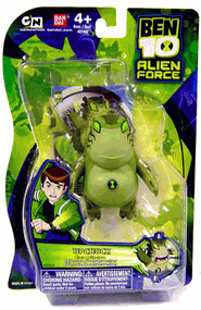Alien Force - Upchuck