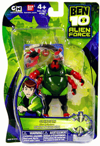 Alien Force - Gorvan