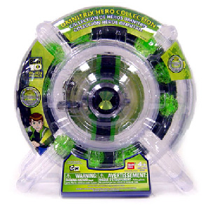 Alien Force - Ultimate Omnitrix Hero Collection