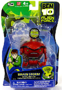 Alien Force - Brainstorm