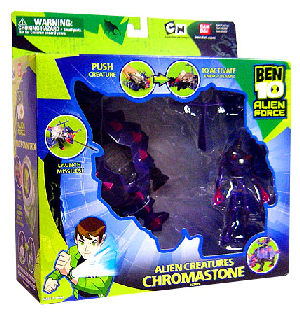 Alien Creatures - Chromastone