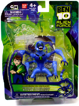 Alien Force - Defender Spidermonkey