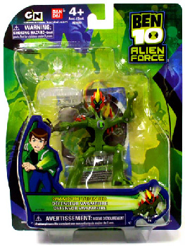 Alien Force - Defender Swampfire