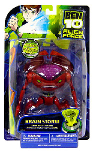 Alien Force - DNA Alien Heroes - 6-Inch Brainstorm
