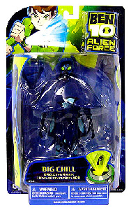 Alien Force - DNA Alien Heroes - 6-Inch Big Chill