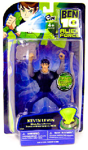 Alien Force - DNA Alien Heroes - 6-Inch Kevin Levin