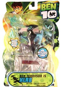 ben 10 Battle Pose - XLR8