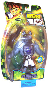 DNA Alien Heroes - 6-Inch Benwolf
