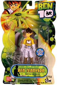 Ben 10 Battle Pose - Ben Tennyson