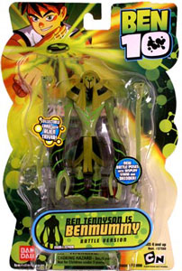 Ben 10 Battle Pose - Benmummy