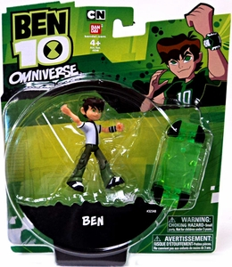 Ben 10 Omniverse - Ben 10 Years Old