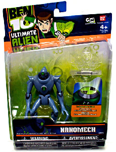 Ben 10 Ultimate Alien - Nanomech