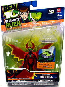 Ben 10 Ultimate Alien - Ultimate Big Chill