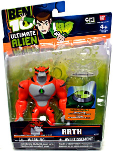 Ben 10 Ultimate Alien - Rath