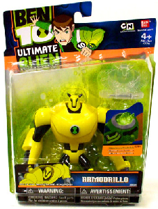 Ben 10 Ultimate Alien - Armodrillo