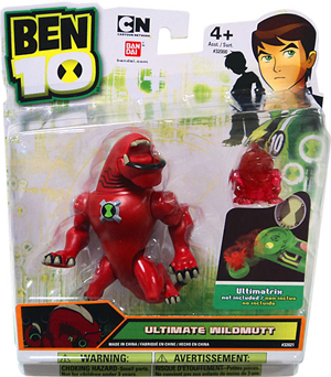 Ben 10 Ultimate Alien - Ultimate Wildmutt