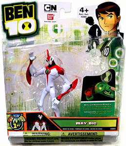 Ben 10 Ultimate Alien - Way Big