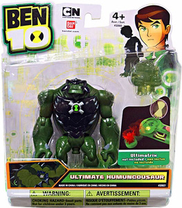 Ben 10 Ultimate Alien Revolution Ultimatrix - Ultimate Humungousaur