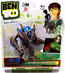 Ben 10 Ultimate Alien Revolution Ultimatrix - Ultimate Swampfire