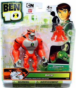 Ben 10 Ultimate Alien Revolution Ultimatrix - Rath`