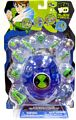 Ben 10 Alien Creation Blue Transporter with Ben and Swamp