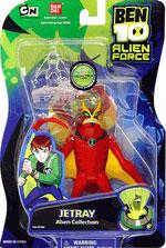 Alien Force - Jetray