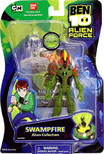 Alien Force - Swampfire