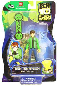 Alien Force - Ben Tennyson