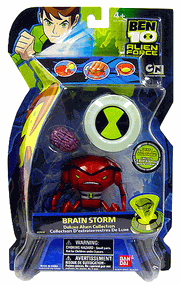 Alien Force - Deluxe Brainstorm
