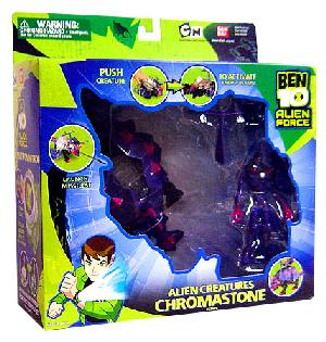 Alien Creatures - Chromastone