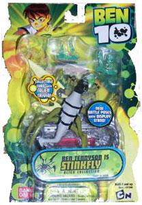 New Battle Pose - Stinkfly