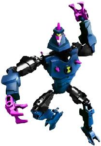 Ben 10 LEGO - Chromastone